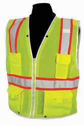G4790 High Visibility Vest Class 2 4XL Lime