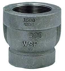 Reducer Malleable Iron 1/2 in x 1/4 In.