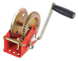 Ratcheting Winch Spur No Brake 1100 lb.