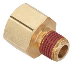 Reducer Adapter Brass 1/2 in x 1/4 In.