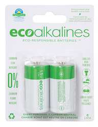 Battery Alkaline C PK 2