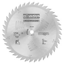 Circular Saw Bld Crbde 10 In 40 Teeth