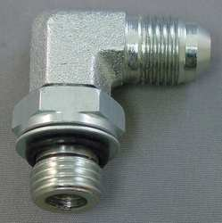 Adapter BSPP to JIC 1/2-20 1/4 In-19