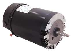 Pool Motor 1 HP 3450 RPM 115/208-230VAC