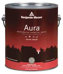 G7668 Exterior Paint Satin 1 gal Faded Denim