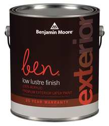 G7711 Exterior Paint Low Lustre 1 gal Wilderne