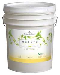 Interior Paint Flat 5 gal. Sea View