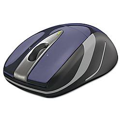 Mouse Wireless Optical Blue