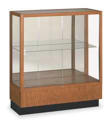 Counter Display Case Cordovan