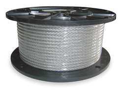 Cable 5/16 In L 100 Ft WLL 2500 Lb