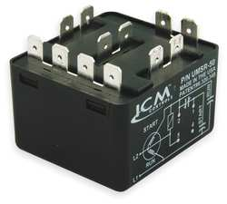 Universal Motor Starting Relay 50 Amps