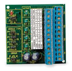 Remote Relay Module H 3 3/8 x W 2 3/4 In
