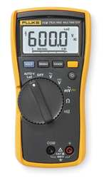 Digital Multimeter 600V 40 MOhms