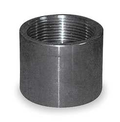 Coupling 2 1/2 In 316 Stainless Steel