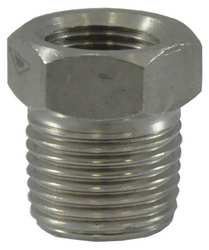 Hex Reducing Bushing 1 1/4 x 3/4 In