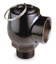 Safety Relief Valve 1-1/4x1-1/2 In 15psi