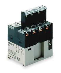 Enclosed Power Relay 40A 24VAC 3PST