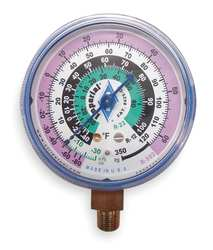 Replacement Gauge Low Side Color Blue