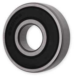 Radial Bearing DBL Seal 0.2500 in Bore