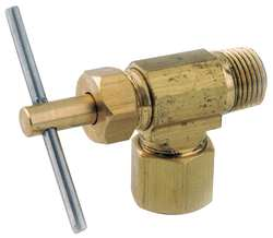 Needle Valve Low Lead Brass 150 psi