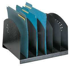Letter Tray/File Holder 6 Comp