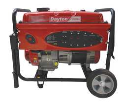 Portable Generator 4000 Rated Watts