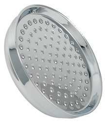 Shower Head Polished Chrome 8 In Dia