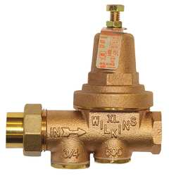 Water Pressure Reducing Valve 2 In.