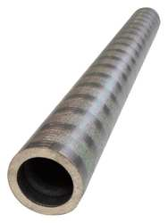 Cored Bar Alum Bronze Unfnsh OD 2 In