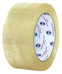 Carton Tape Clear 3 in x 60 Yd. PK24
