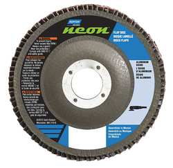 H7391 Flap Disc 4 1/2 In x 80 Grit 7/8