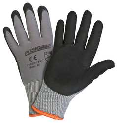 Coated Gloves Foam Nitrile Palm PK12