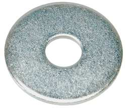 Flat Washer Regular Fits 1/4 in PK10