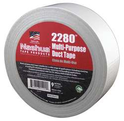 Duct Tape 48mm x 55m 9 mil White