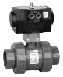 Pneu Actuated Ball Valve 3/4 In FPM