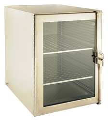 Desiccator Stainless Steel/Glass