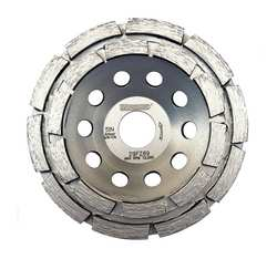 Segment Cup Grinding Wheel Double 5In