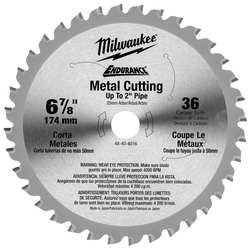 Circular Saw Blade 6-7/8 In. 36 Teeth