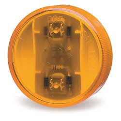Clearance/Marker Lamp 2In LED Yellow