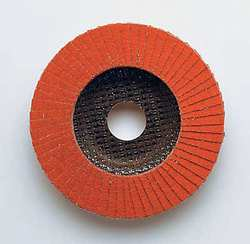 Arbor Mount Flap Disc 4-1/2in 80 Md PK10
