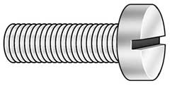 Mach Screw Flstr 6-32x3/8 L PK 50