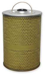 Oil Filter Element By-Pass
