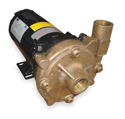 Centrifugal Pump 1 HP 3 Ph 208-230/460V