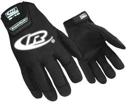 G7094 Mechanics Gloves Black XS PR
