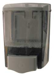 Soap Dispenser 30 oz Translucent Gray