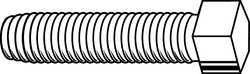 Socket Set Screw Cup 3/4-10x3-1/2 PK25