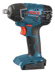 Cordless Impact Wrench Soft Grip 18.0V