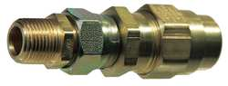 Air Brake Fitting Brass 3/8In Pipe