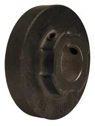 Shaft Coupling Cast Iron 1.31 in W