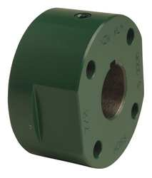 Shaft Coupling Cast Iron 2-3/8 in Bore D